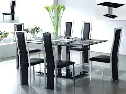 modern glass dining table. Interesting Dining Lovely Glass For Dining Table Breathtaking Modern Sets  As Wells Room Splendid Gallery   For Modern Glass Dining Table
