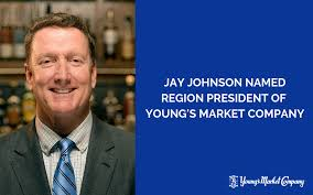 Jay Johnson Named Region President of Young's Market Company - Young's  Market Company