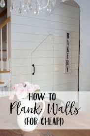 12 best White Wash Wall Boards images on Pinterest