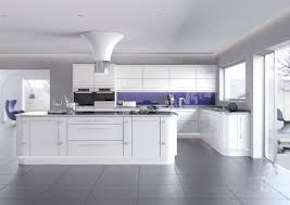 White Gloss Kitchen Astro Gloss Kitchen In London Unique Kitchen And Worktops