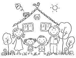 Also try other coloring pages from birthday category. Happy Family Free Coloring Page Printable Pages Tures For Colouring Sheet Animal Members Color Stewie Vampirina Disney Pictures To Oguchionyewu