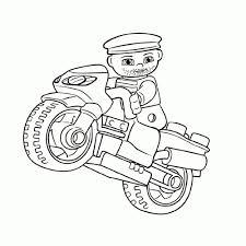Lego Kleurplaat Politie For Lego Politie Vliegtuig Kleurplaat