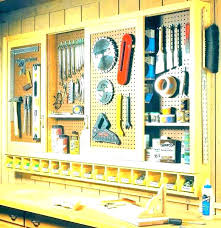 pegboard tool organization tool