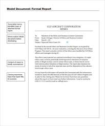 24+ Sample Formal Reports | Sample Templates
