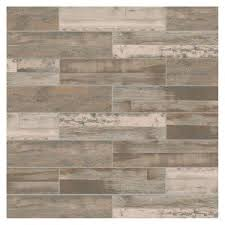 marazzi monna wood weathered gray 6 in x 24 in porcelain floor and wall tile 14 53 sq ft case uls2624hd1pr the