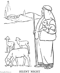 Small Picture Christian Coloring Pages The Christmas Story