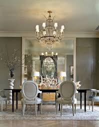 Elegant Home Decor Accents 100 Elegant Black And White Dining Room Designs Grey wall mirrors 94