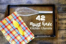 kitchen utensils list. Do You Know Someone Just Getting Their First Place? Starting Out, Fresh, Kitchen Utensils List