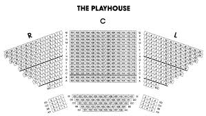 Playhouse In The Park Seating Chart Performance Spaces School Of Theatre