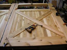 interesting decoration how to build a wood door tips and instructions for building a superior overhead