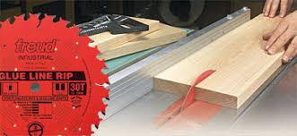 freud saw blades. glue up boards straight off the table saw! traditional rip blades are made to do one task \u2014 cut quickly. but price you pay for speed is a coarse freud saw h
