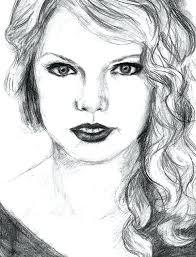 taylor swift coloring pages red and selena gomez