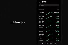 How To Read Coinbase Charts Introducing The Coinbase Pro Mobile App The Coinbase Blog