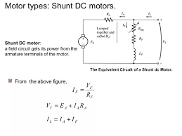 dc shunt motor circuit diagram dc image wiring diagram how does a dc shunt motor work and what causes it to decrease the on dc gallery wiring diagram
