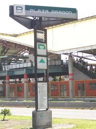 Metro Plaza Aragón
