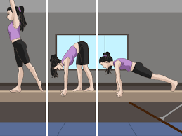 floor gymnastics moves. Image Titled Do Gymnastics Tricks Step 26 Floor Moves 2