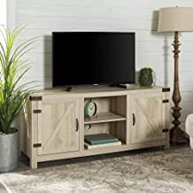 TV Stand Natural Oak - Amazon.com