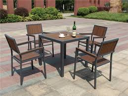 poly lumber furniture. Brilliant Lumber Garden Poly Lumber Furniture Dining Sets Intended