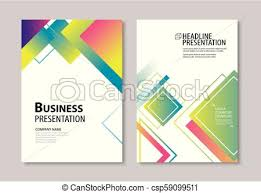 Book Report Poster Template Abstract Modern Geometric Cover And Brochure Design Template Background Use For Poster Book Report Corporate Annual Business Magazine Banner