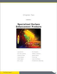Specialized Surface Enhancement Products Simoniz