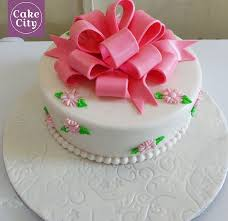Small Flowers Girls Birthday Cake Girl Birthday Cake Ideas