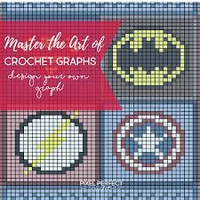 Master The Art Of Crochet Graphs Part 4 Design Your Own