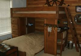 crossed wooden bunk bed with unique staircase drawers and study natural affordable lounge furniture bunk beds desk drawers bunk