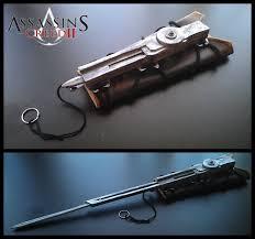 sharp hidden blade. ac2 - hidden blade by trujin sharp e