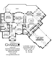 garrell house plans. Ashland Manor Luxury Home, First Floor | Garrell Associates House Plans T