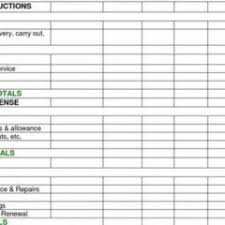 Annual Bill Tracking Worksheet Spreadsheet Template For Excel Duyudu