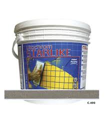 <b>Затирка д</b>/<b>швов</b> LITOCHROM <b>STARLIKE</b> C.490 tortora 2.5 кг