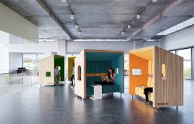 office privacy pods. Typical Open Offices Are Active Spaces, And Many People Have Difficulty Concentrating In These Noisy Spaces. Coworking Spaces Provide \u201cprivacy Pods,\u201d Office Privacy Pods