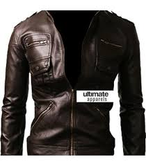 slim fit zip pocket black jacket men 875x1000 jpg