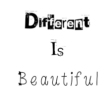 Different Is Beautiful Quotes Best of Different Is Beautiful The Red Fairy Project