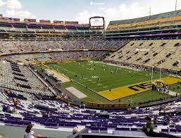 Lsu Tiger Stadium Section 239 Seat Views Seatgeek