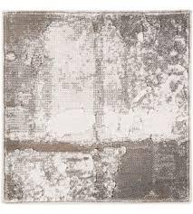 surya cpo3700 1616 contempo 18 x 18 inch dark brown indoor area rug sample