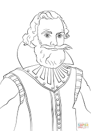 Small Picture John Smith coloring page Free Printable Coloring Pages