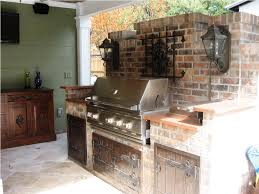 Rustic Outdoor Summer Kitchens Ideas