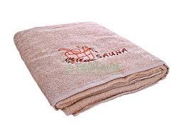 Банное <b>Asil Полотенце махровое</b> sauna brown 100x150 ...