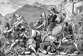 historical essay no the fate of sparta after the peloponnesian spartan steel bends to athenian wisdom after a 37 year war sparta defeated athens but their attempt to impose a military state hardened resistance and