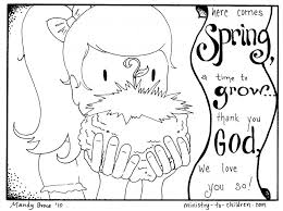 Small Picture Coloring Pages Spring Coloring Pages Toddlers Printable Coloring
