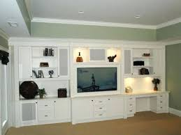 desk entertainment center combo stunning computer and tv stand wall units outstanding with home ideas 8