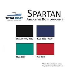 West Marine Bottom Paint Compatibility Chart Spartan Multi Season Antifouling Paint