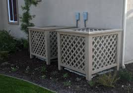 air conditioning covers outside. diy air conditioner cover outside wall lattice design trivet diner conditioning covers 0