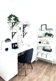 desk for small office space. Small Bedroom With Office Space Desk Furniture Black And White Home Packs A For E