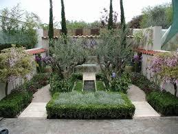 Small Picture Mediterranean Garden Design Plans Markcastroco