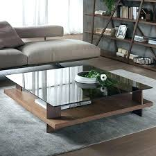 sightly coffee table with glass top display glass top coffee table glass top display square coffee