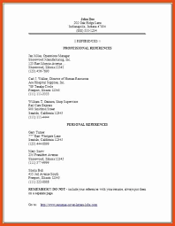 Examples Of References For Resume Resume References Examples New Resume References Template Google 78