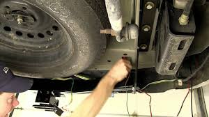installation of a trailer wiring harness on a 2008 dodge nitro installation of a trailer wiring harness on a 2008 dodge nitro etrailer com