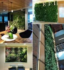 green wall office. Interior Living Walls Using GLTi Systems (images Courtesy Of GLTi). Green Wall Office